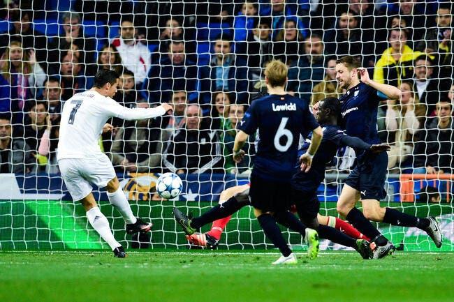 Quadruplé pour Cristiano Ronaldo, triplé pour Benzema !