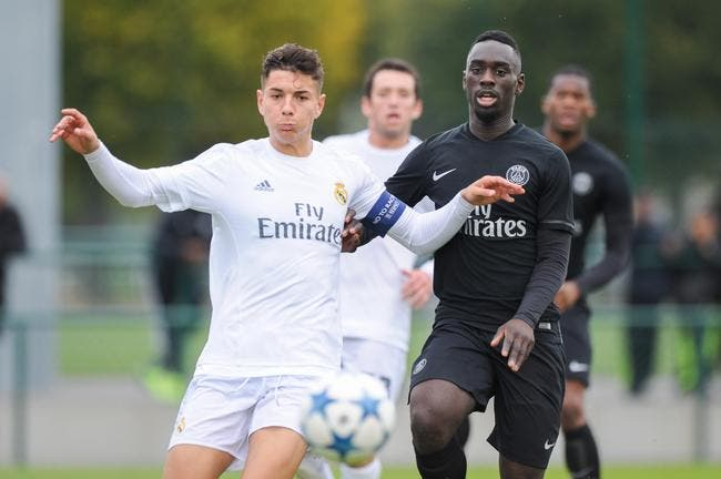 Youth League : Le PSG domine Donetsk et se qualifie