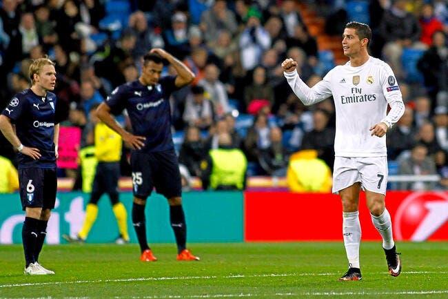 Cristiano Ronaldo «reste au Real Madrid» et évoque le PSG
