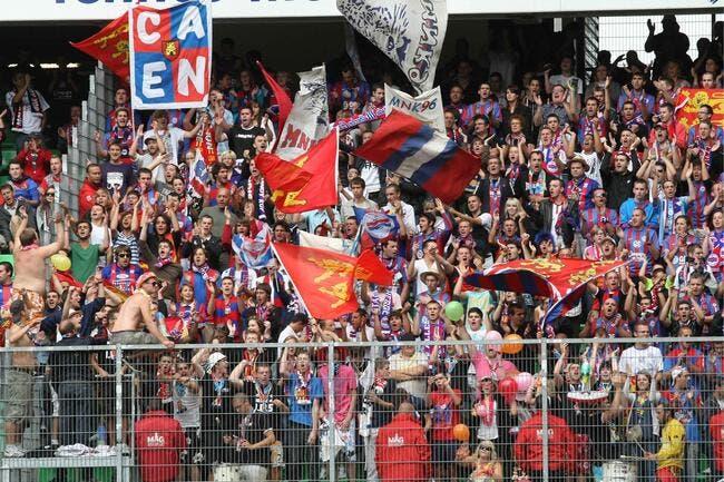 L'étonnante double interdiction des supporters de Caen à Rennes