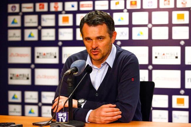 Sagnol s'énerve contre l'attitude des supporters de Bordeaux