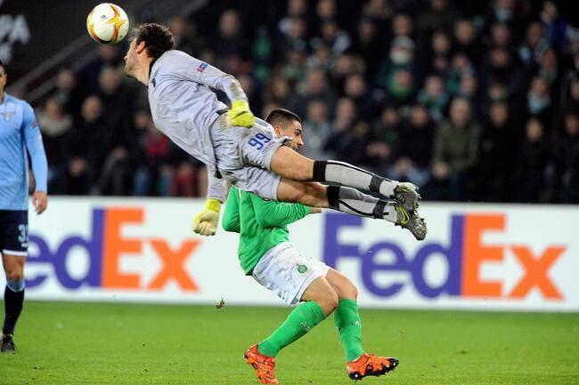 L'ASSE fait bonne figure face à la Lazio