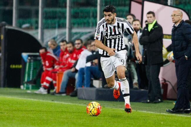 Officiel : la Juventus prolonge Morata jusqu'en 2020