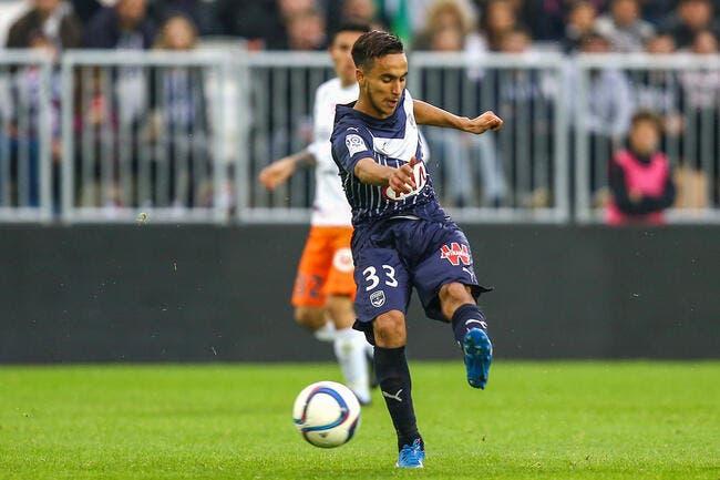 Officiel : Ounas signe son premier contrat pro à Bordeaux