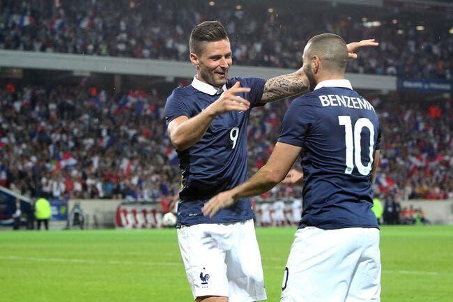 Benzema ou Giroud en EDF, c'est pareil pense Pierre Ménès