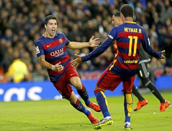 La blessure de gamin de Neymar avec le Barça