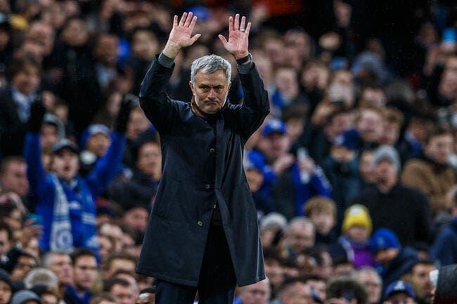 La touchante déclaration de Mourinho sur sa situation à Chelsea