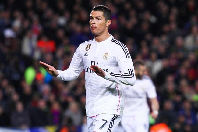Cristiano Ronaldo n'exclut pas de jouer au Barça !