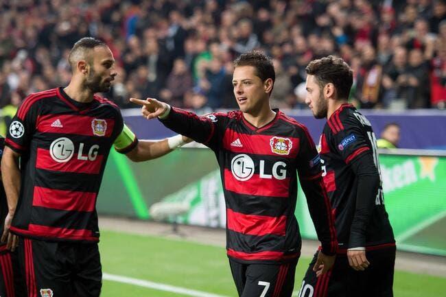 Bayer Leverkusen - Borussia M'Gladbach : 5-0