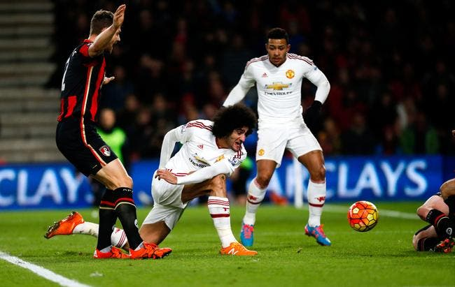 Bournemouth - Manchester United : 2-1