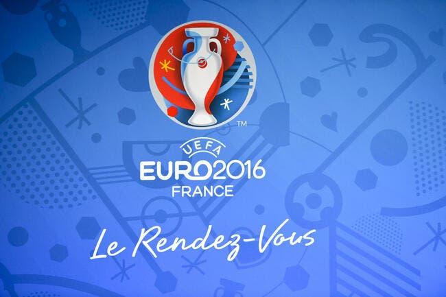 Euro 2016 : La composition officielle des six groupes