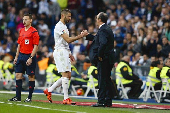 Le Real Madrid ne mettra pas Benzema à l'amende