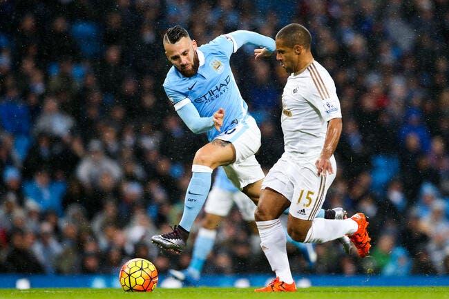 Manchester City - Swansea : 2-1