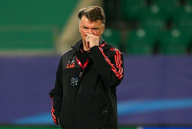 Manchester United perd, Van Gaal ne panique pas