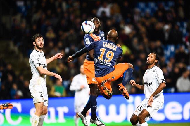 Montpellier heureux d'avoir gagné un match «à 9 points»