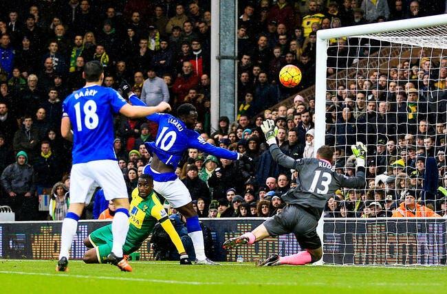 Norwich - Everton : 1-1