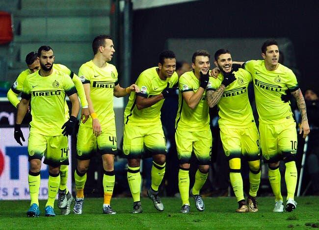 Udinese - Inter Milan : 0-4