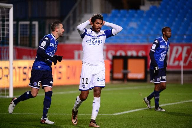Un nul à Troyes, Bastia est en colère
