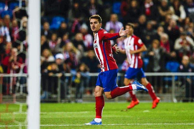 Atl. Madrid - Ath. Bilbao 2-1