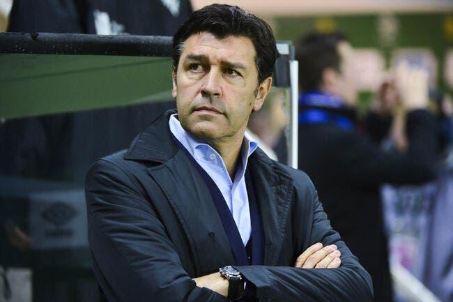 Fournier, c'est Louis de Funès coach de l'OL