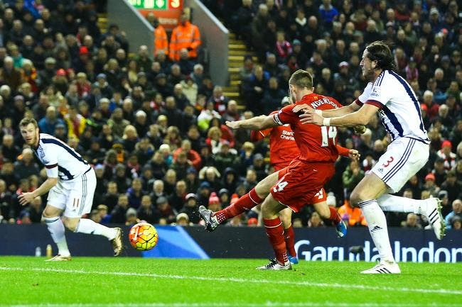 Liverpool - WBA : 2-2