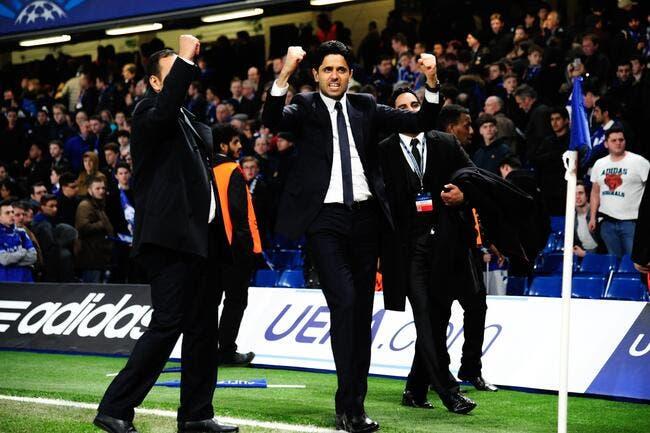 Al-Khelaifi est ravi de revoir un PSG-Chelsea