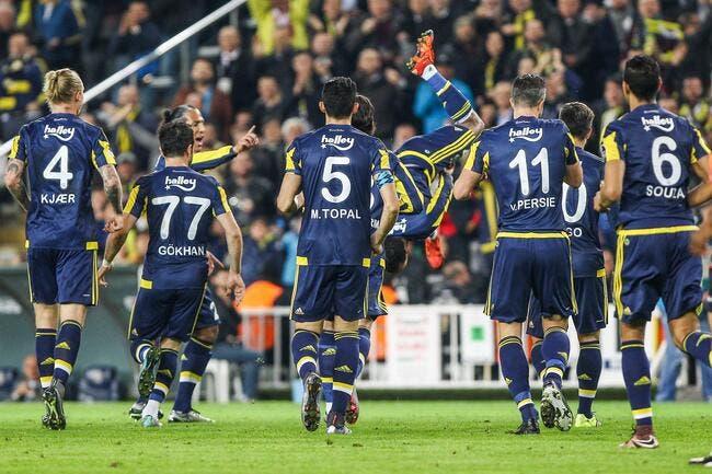 Fenerbahçe-Lok. Moscou, sécurité maximale !