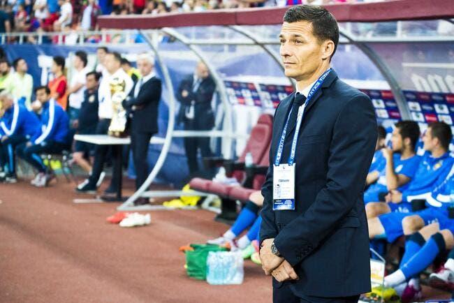 Galca nouveau coach de l'Esp. Barcelone