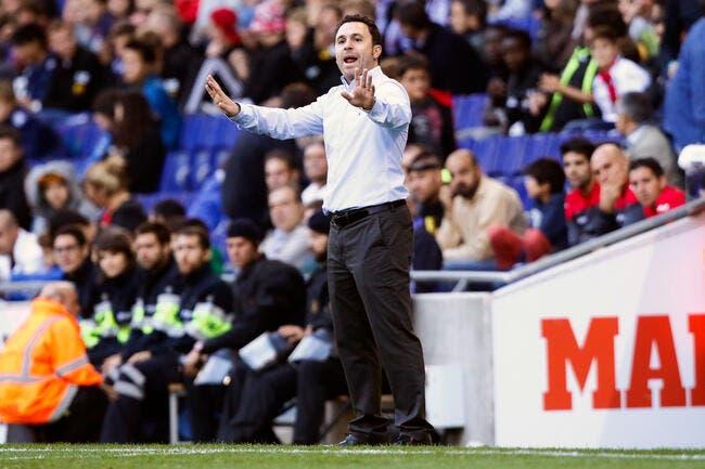 L'Espanyol vire son coach