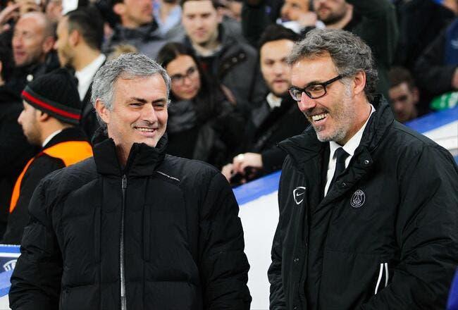 Laurent Blanc est pressé de retrouver Chelsea et Mourinho