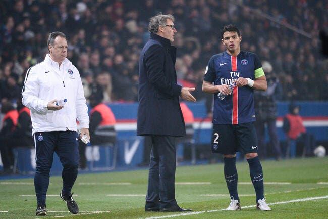 Le PSG et Laurent Blanc bientôt mariés jusqu'en 2018