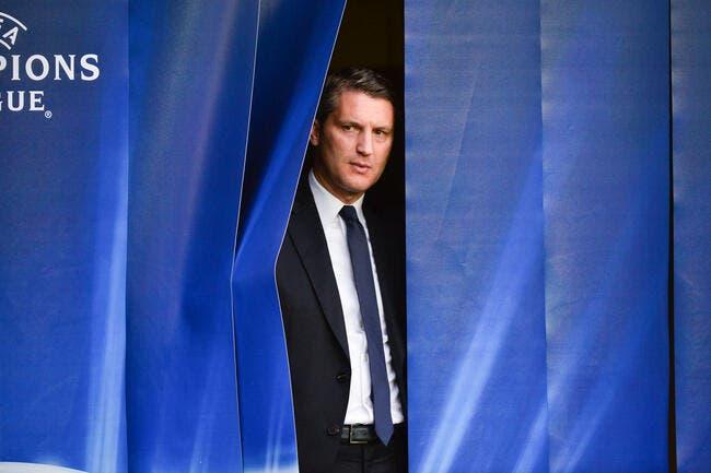 Létang annonce la couleur avant PSG-Chelsea