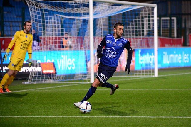 Officiel : Martins Pereira quitte Troyes pour Guingamp
