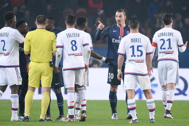 Pierre Ménès a vu un PSG surmotivé pour claquer Aulas