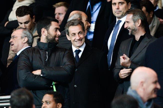 Sarkozy à PSG-OL, Raffarin se moque...