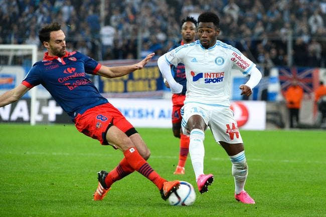 L'OM sans Nkoudou pour les deux derniers matchs