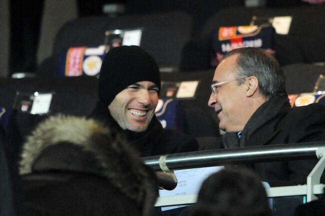 Zidane déjà désigné si Benitez saute au Real Madrid ?