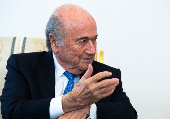 Julien Lepers, l'improbable comparaison de Blatter