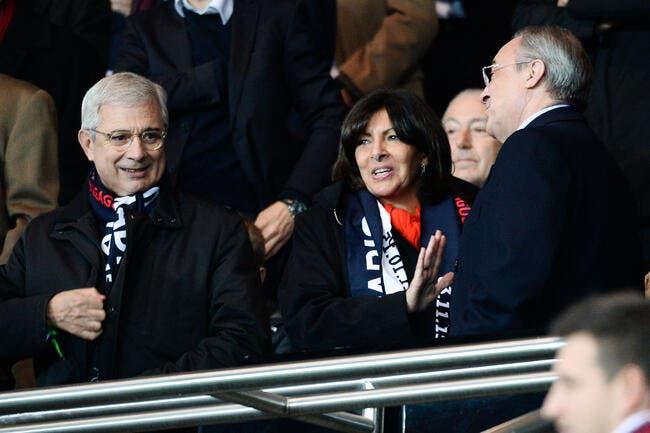 Quand le patron du Real Madrid censure sa calvitie…