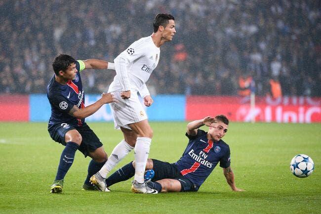 Cristiano Ronaldo : « Je préfère Madrid à Paris »