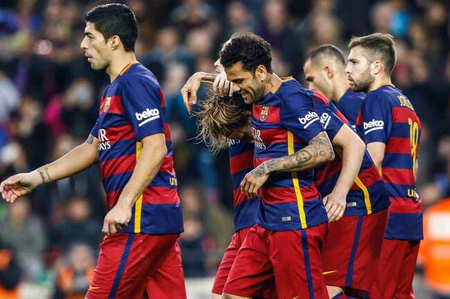 Et zou, Suarez envoie le Barça en finale