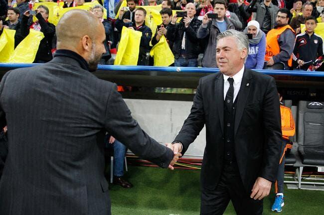 Guardiola dit stop, Ancelotti annoncé au Bayern