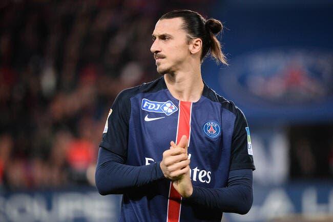 Ibrahimovic fait dans l'inédit avec son contrat au PSG