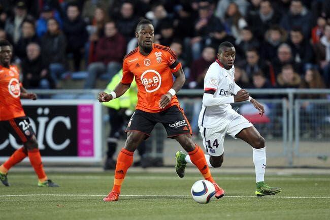 La folle surenchère anglaise pour un défenseur de Lorient
