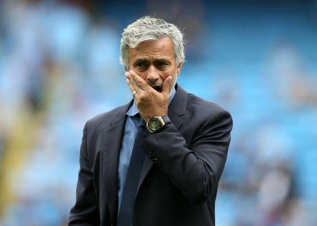Mourinho viré par Chelsea !