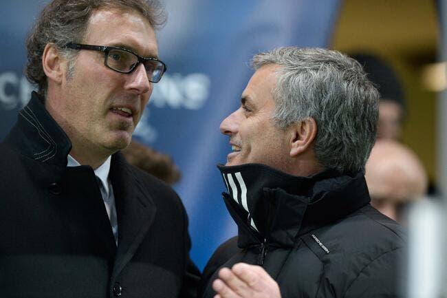Le PSG réagit à l'éviction de Mourinho à Chelsea