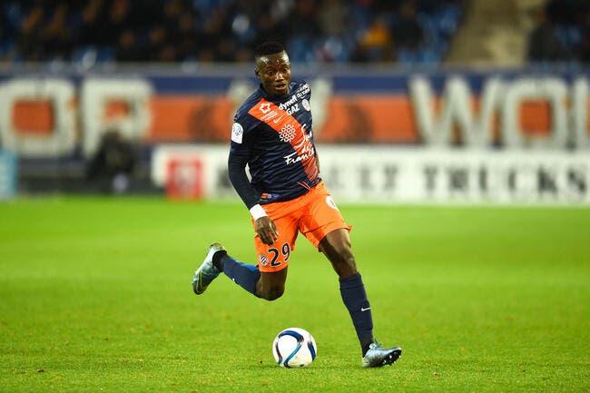 Montpellier a presque honte du prix payé pour Ninga