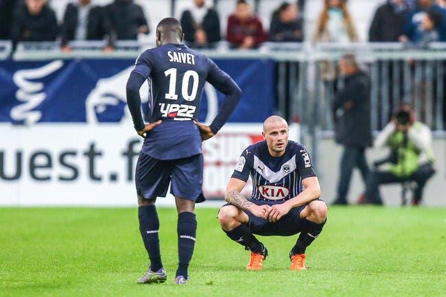Trois mois de suspension pour Pallois, Bordeaux hallucine
