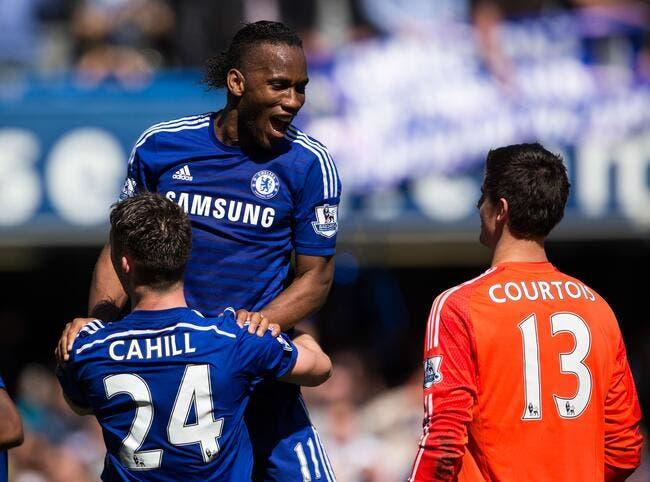 Un étonnant retour de Drogba à Chelsea