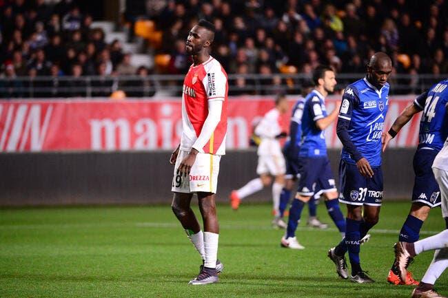 « Ce match nul est une défaite » pour Monaco